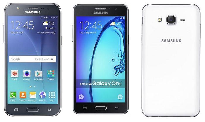 Samsung Galaxy J Series Vs Galaxy On Series Galaxy Samsung Galaxy Samsung