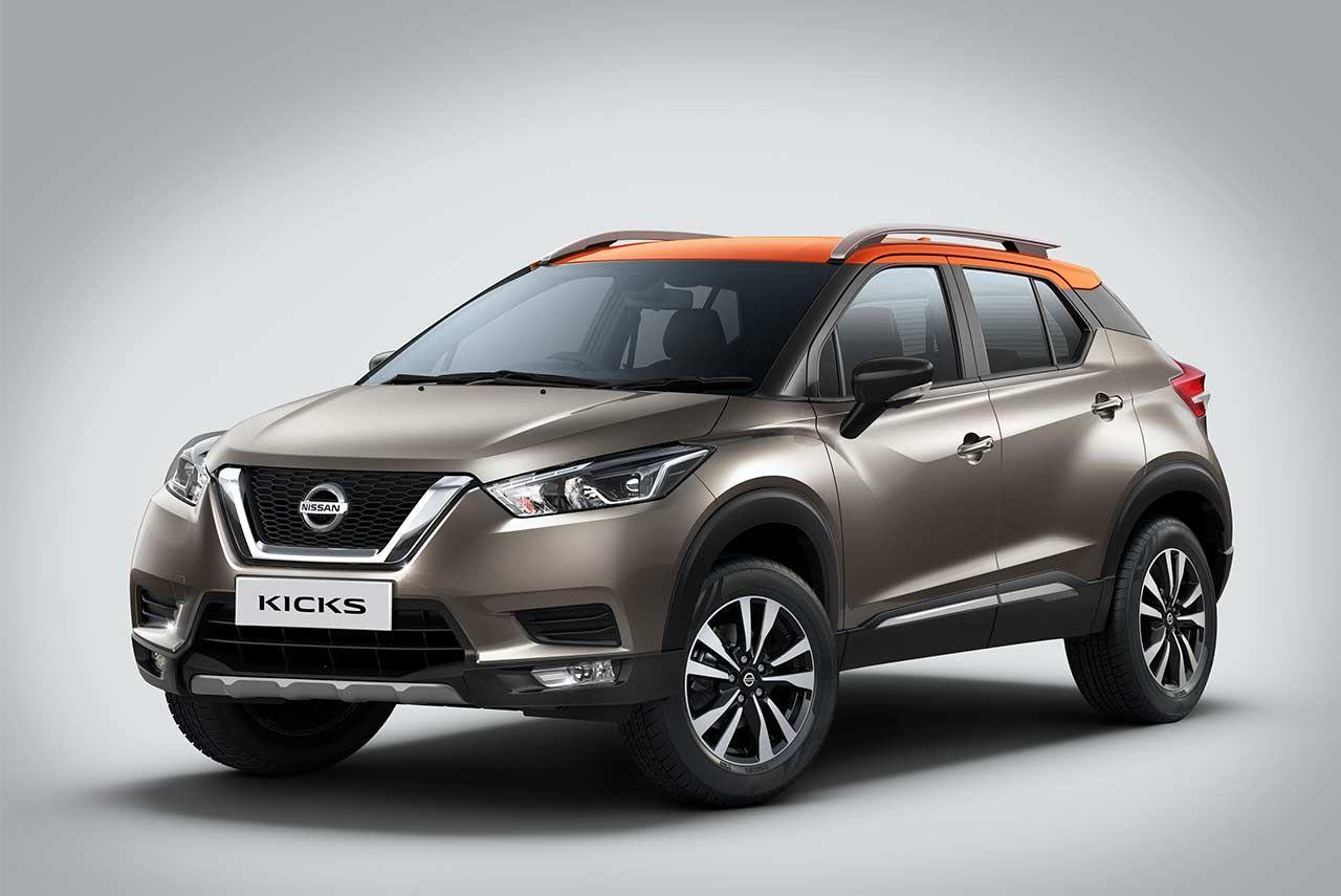 New Nissan Kicks Suv For India Unveiled Com Imagens Nissan