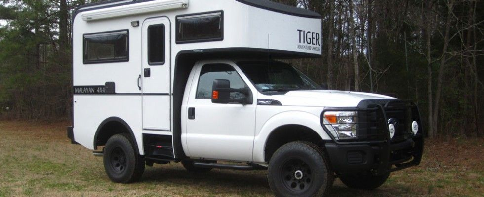 Malayan LT Specs & Pricing - Tiger Adventure Vehicles | Truck Campers | Pinterest | Vehicles ...