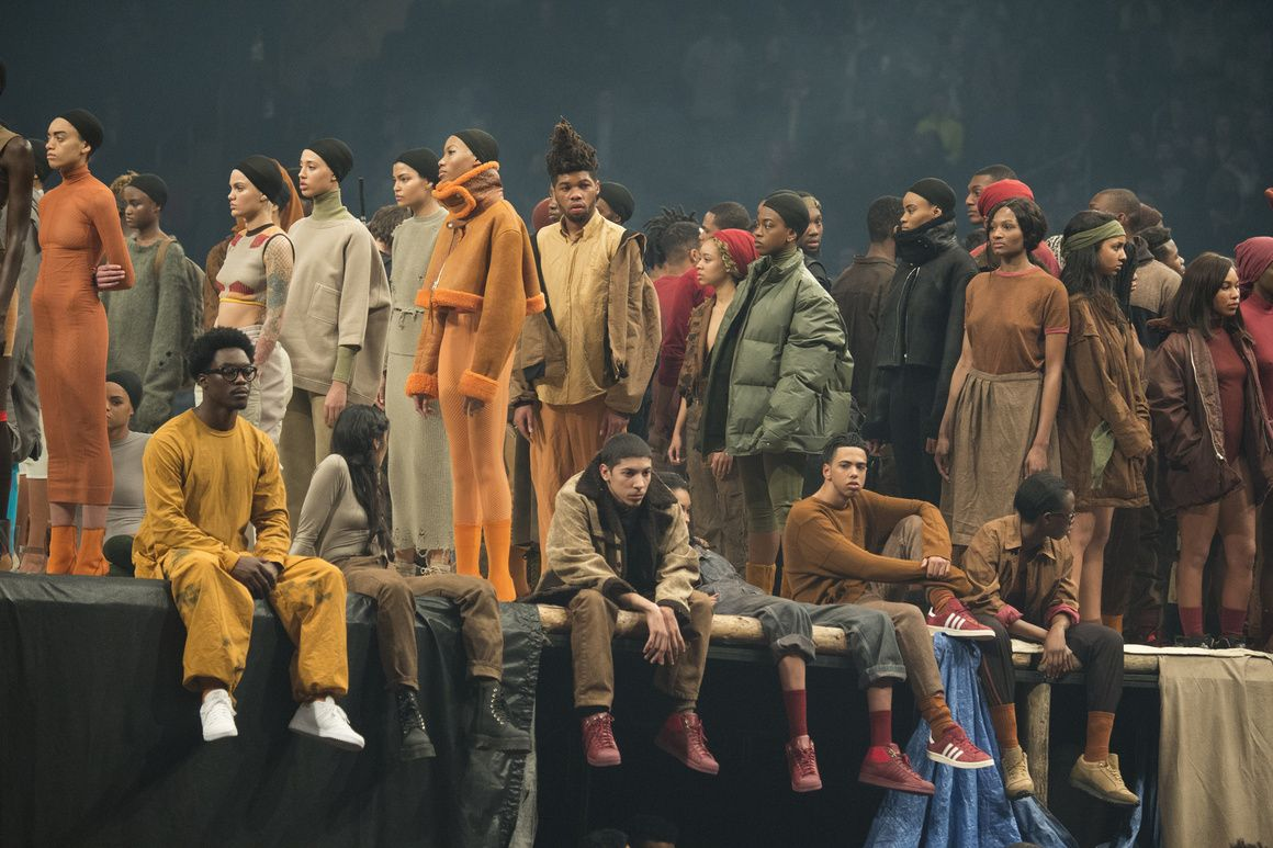 Defile Yeezy Season 3 Automne Hiver 2016 Yeezy Fashion Show Kanye West Yeezy Season