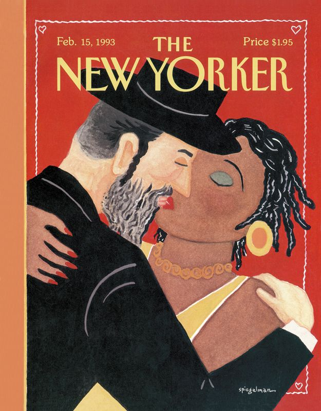 These aren't all sex/gender-related, but it's an interesting story all the same. Forbes reports on Rejected New Yorker covers.