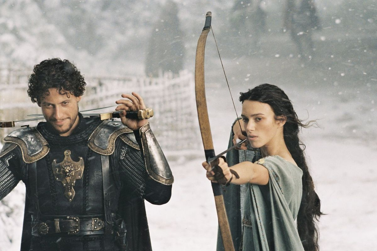 king arthur and lancelot A page for describing characters: king arthur  two guys and a girl: with arthur and lancelot, as one of the oldest examples of this trope your cheating heart.