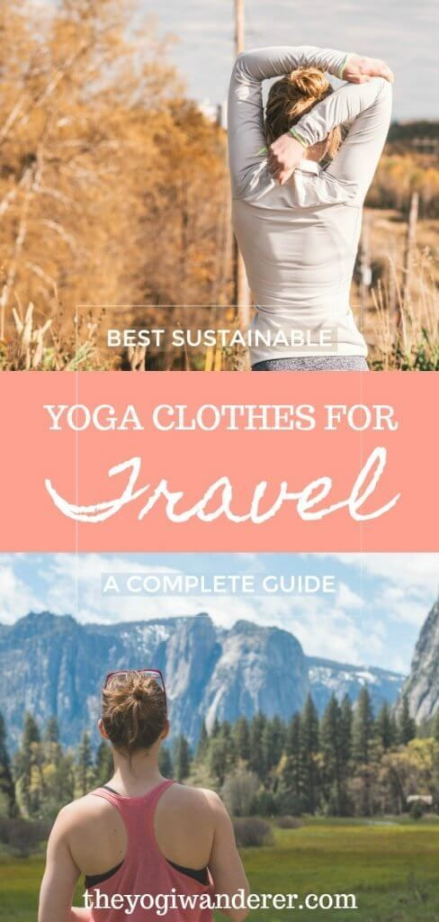 Photo of 12 Best Organic Yoga Clothes for Travel or the Studio