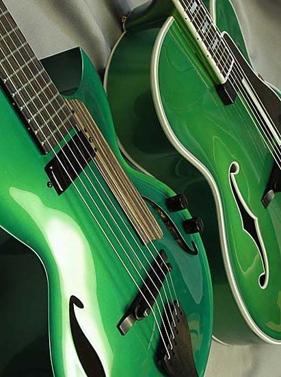 Benedetto in green