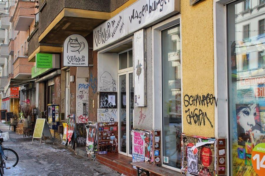 Vegane Küche - vegan kochen ist nicht schwer Vöner in Berlin - vegane küche berlin