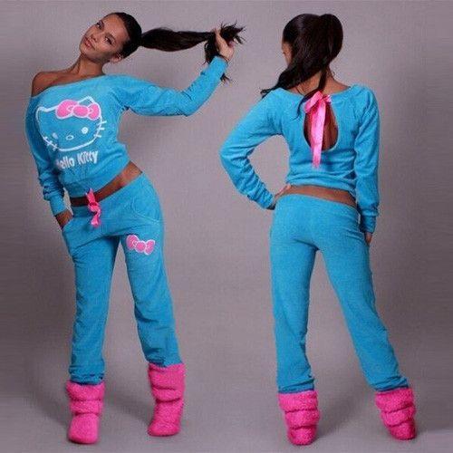 db403f04f 2017 New Print Women's Tracksuits O-Neck Set Suits For Women hoodies  sweatshirt for women