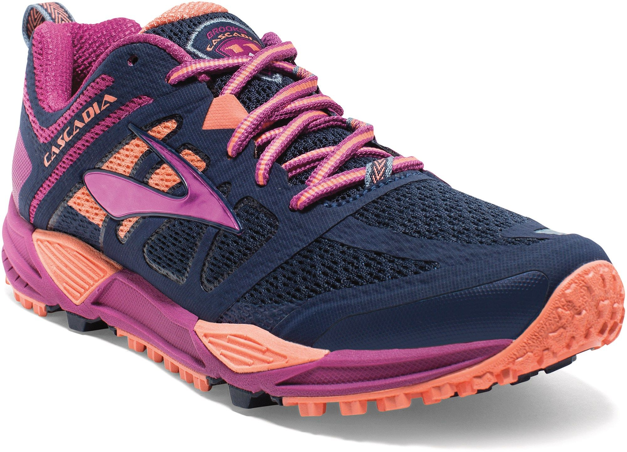 Running Trail Shoes Accessories 11 Cascadia Women'sapparelamp; vwyNnm80OP