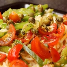 Cretan Diet Salad - lowdown on healthy eating like old Crete