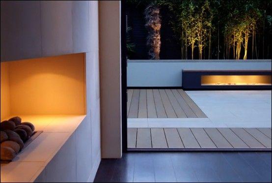 Roof Terrace London Amir Schlezinger My Dream House Pinterest - terrazas en madera
