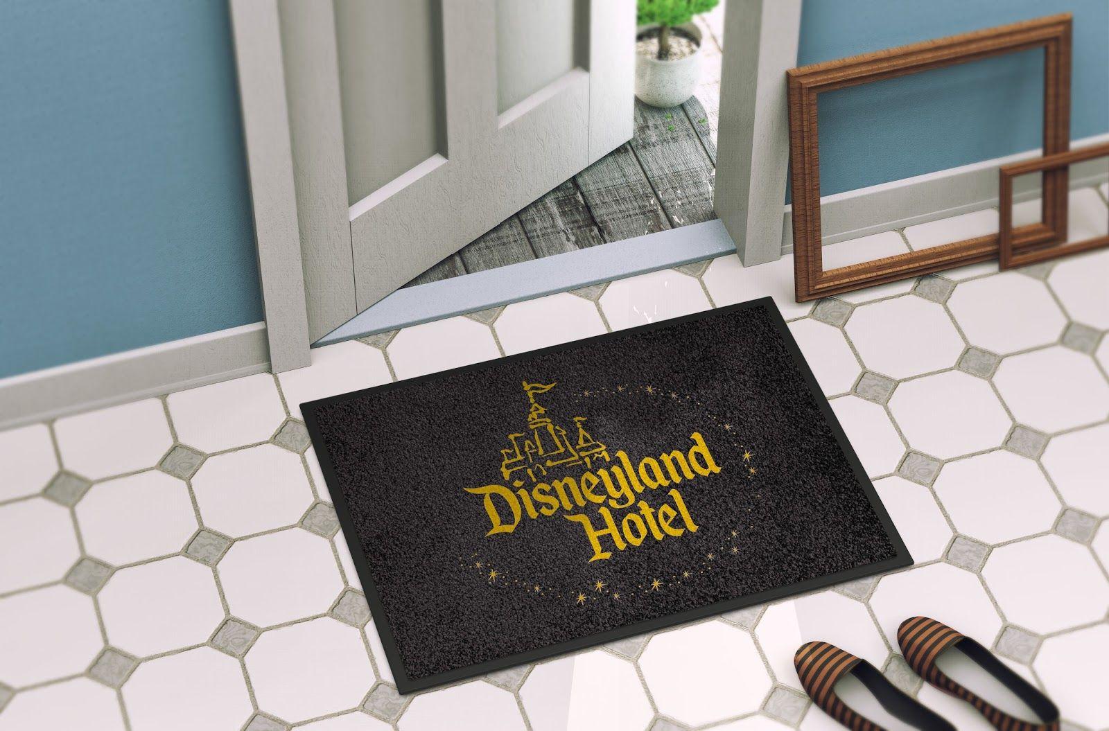 Disney Avenue Disney Inspired Resort Mats For Your Home Disney Home Disney Inspired Mats