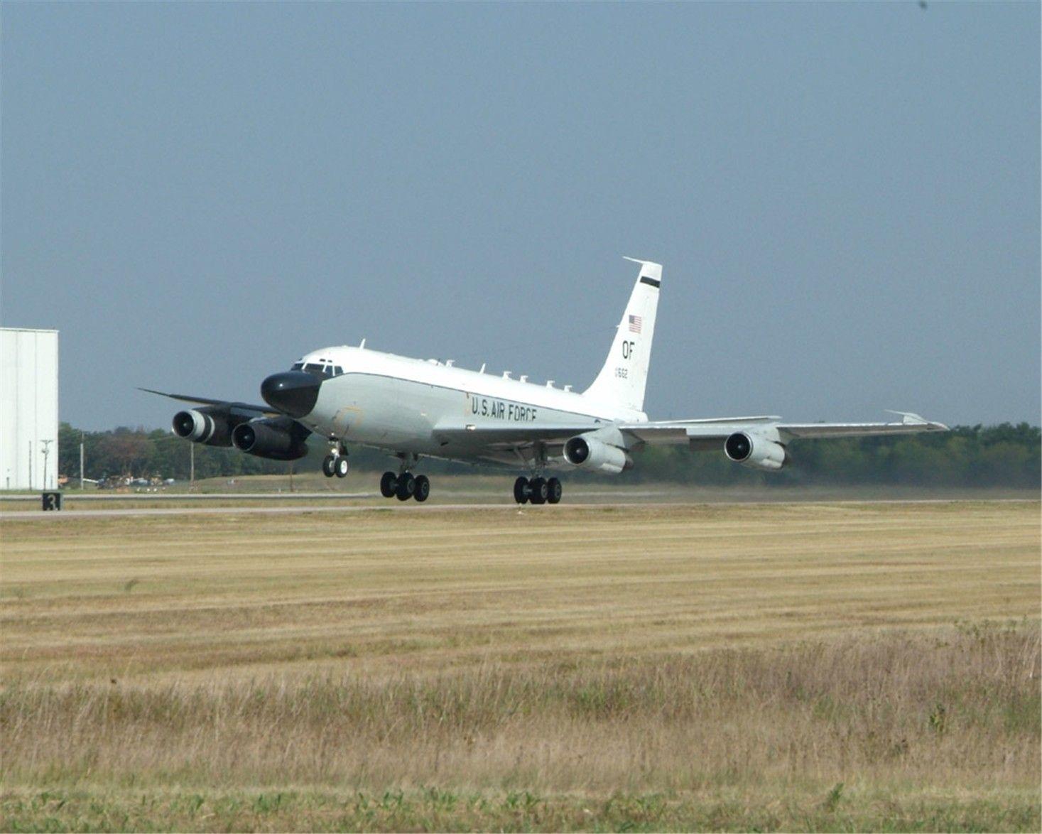Cobra Ball Iiib Strategic Air Command Usaf Military Jets