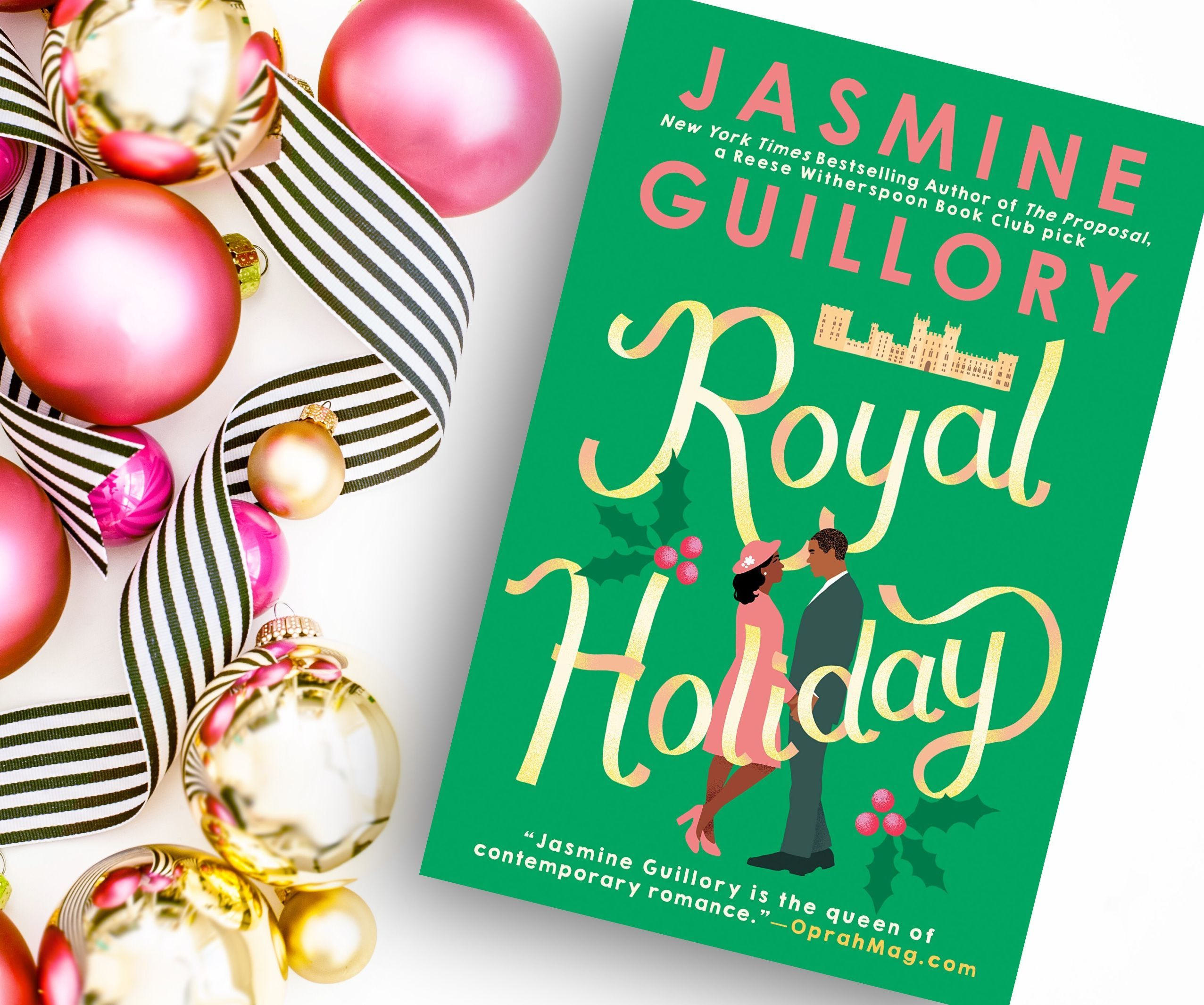 Royal Holiday is the fourth book in the series by Jasmine