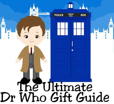 Gift Ideas for the Ultimate Dr Who Companion | Trendy gift ...