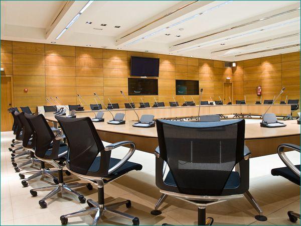 BURODECOR | Mesa de reuniones, Oficinas, Sala