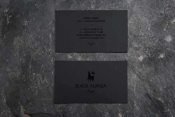 Brand - Black Alpaga on Behance