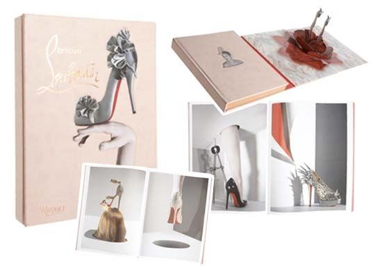 Christian Louboutin Stylish Coffee Tables Fashion Books