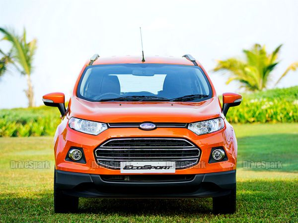 Ford Ecosport Price Hiked For The Second Time Ford Ecosport