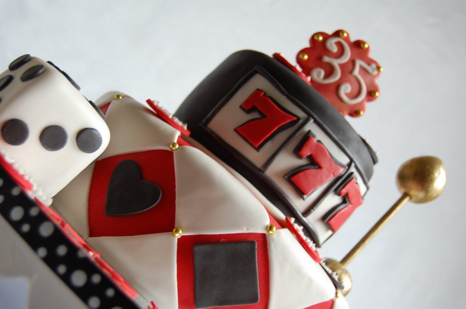 Customised cakes by jen grooms cake casino cakes fun