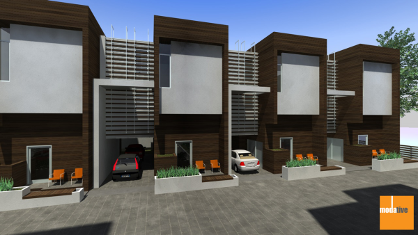 Modern Architecture Residential Homes multi family housing | blog on modern architecture, design