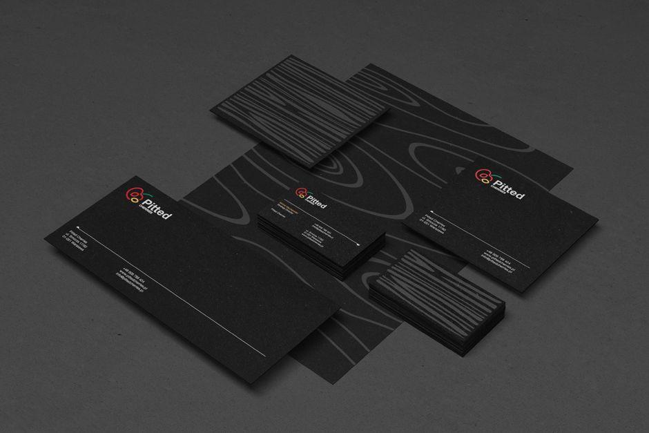 Pitted Cherries - Identity Package - NOEEKO — Design Studio
