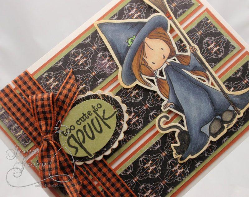 Поздравления, открытки на хэллоуин скрап