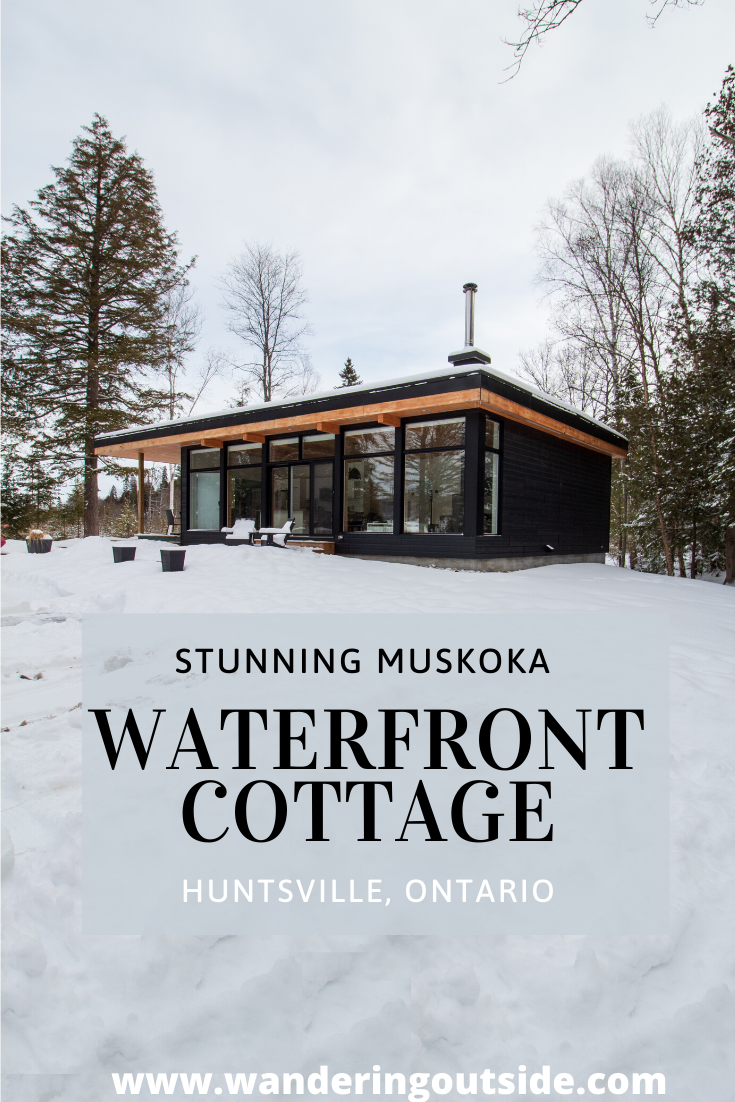 A Dreamy Cottage Found On The Muskoka River In Huntsville Canada Waterfront Cottage Muskoka Cottage Cottage Plan