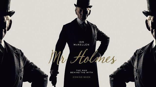 O dia em que Sherlock Holmes me fez chorar.  #movies #filmes #resenha #SirIanMcKellen #sherlockholmes #dica #cinema #inglaterra