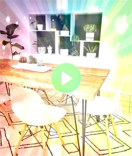 I LOVE this pairing Beautiful crisp Eames Dowel Leg Side Chairs around an organic live edge dining table Shop Eames at I LOVE this pairing Beautiful crisp Eames Dowel Leg...
