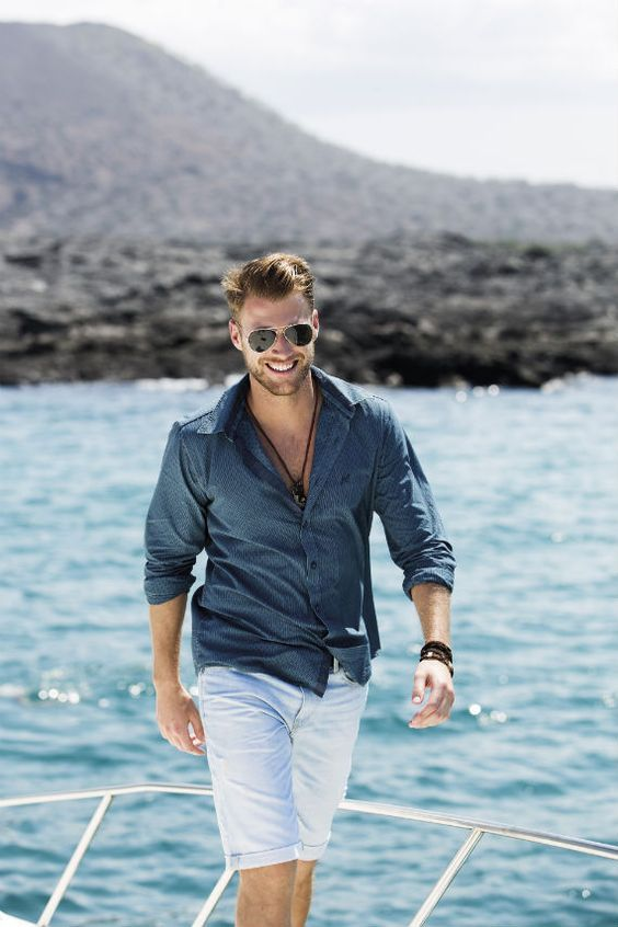 24 Best Boating Outfits for Men – How to Dress for Boat Trip – Mont ve tişört