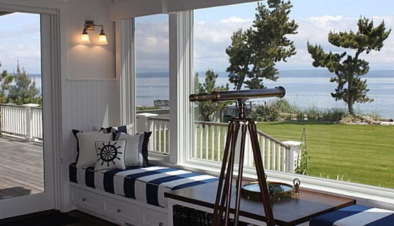 Weiße Fensterbank Dekorieren Seats And Sofas Weiß Ud Blau   FresHouse