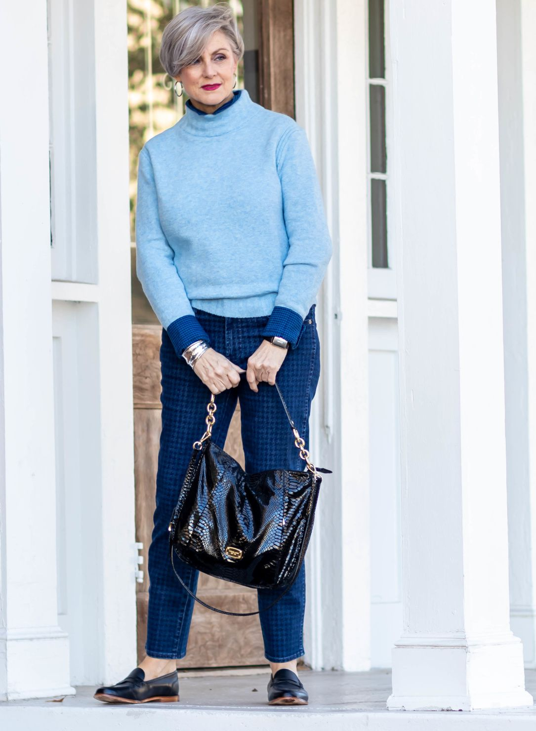 How to Dress Preppy in the Winter