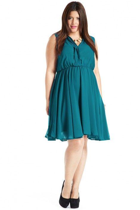 Fat Sheer Dresses