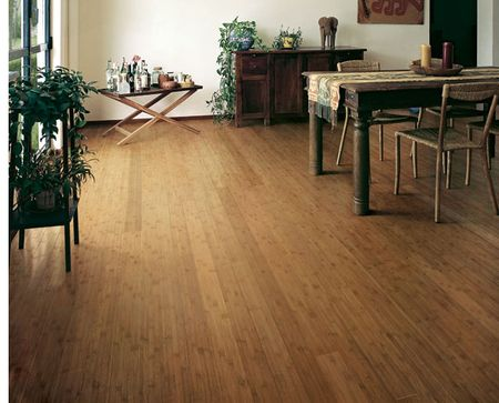 Bamboo Flooring Has Some Unique Features To Make It Different From Other Floors You Can Choose The Best One From Various Patterns Basement Bamboo Lam