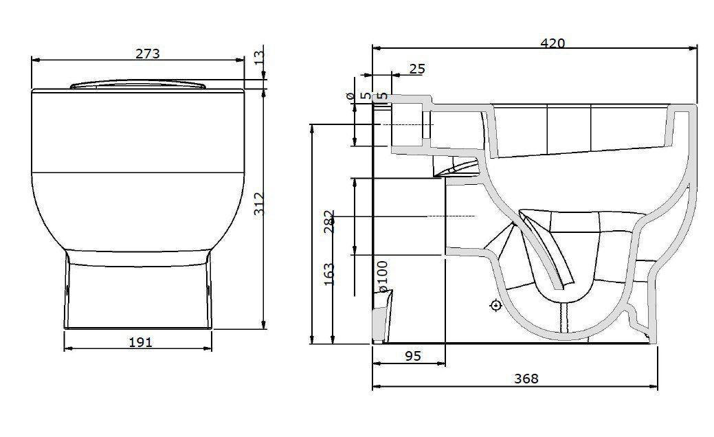 Resultat De Recherche D Images Pour Cuvette Wc Suspendu Courte 45