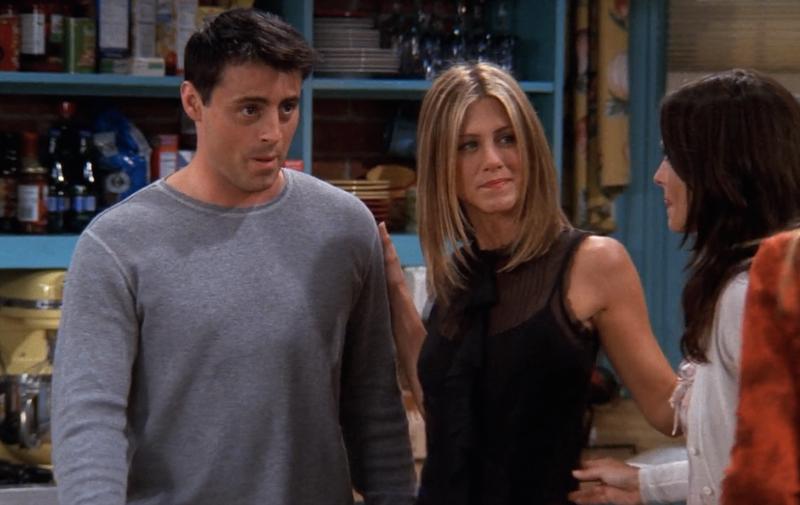 Best of Joey in Friends season 8