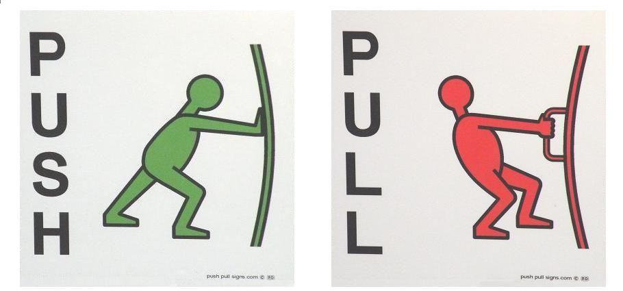 Push Door Sign Sticker Jpg 910 425