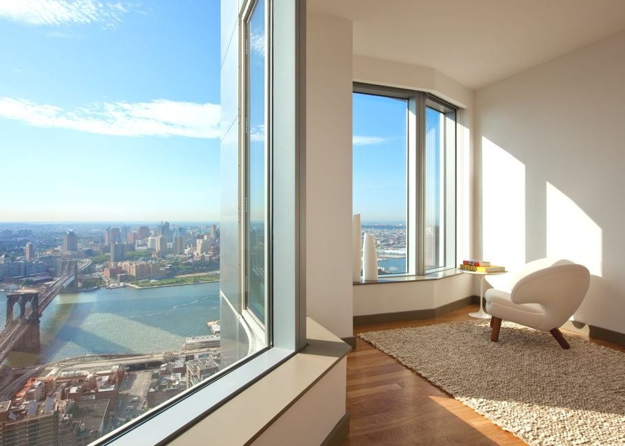 Penthouse New York Gehry