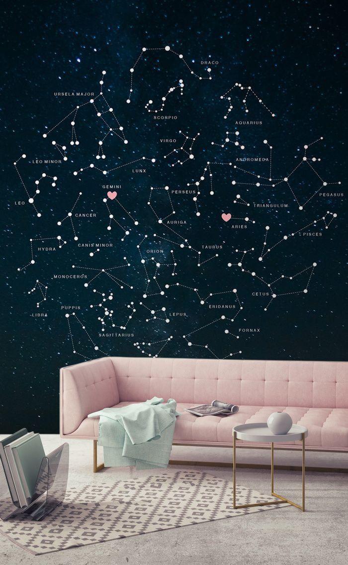 Decor Do Dia Living Room Universe Bedroom Decor Home Decor