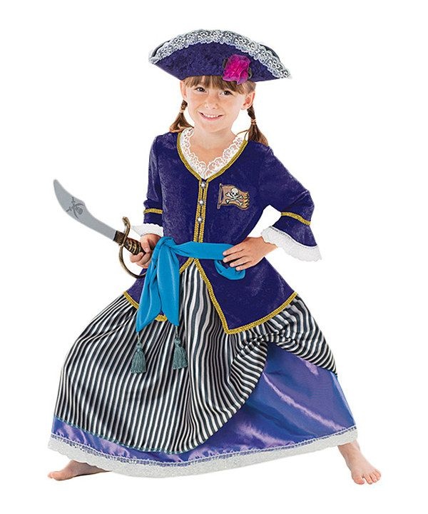 Another great find on #zulily! Princess Factory Pirate Queen Dress-Up Set - Toddler & Girls by Princess Factory #zulilyfinds