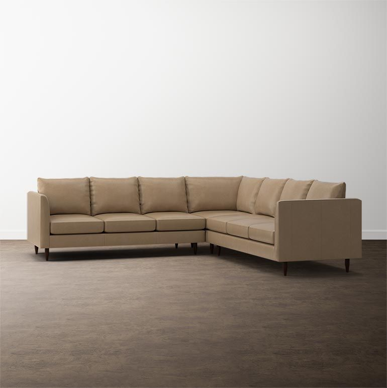 modern ariana large l shaped sectional in 2019 for the home l rh pinterest ca