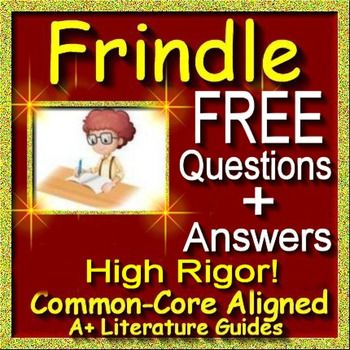This is a frindle freebie it is from the novel frindle by andrew this is a frindle freebie it is from the novel frindle by andrew clements this freebie contains questions from chapters 1 3 it is a samp pinteres publicscrutiny Gallery