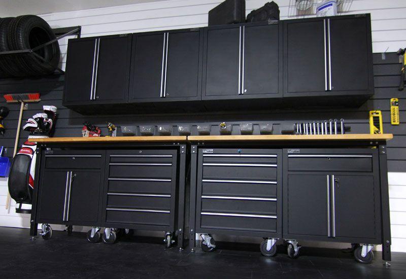 Image result for modular steel garage workbench - Image Result For Modular Steel Garage Workbench Garage