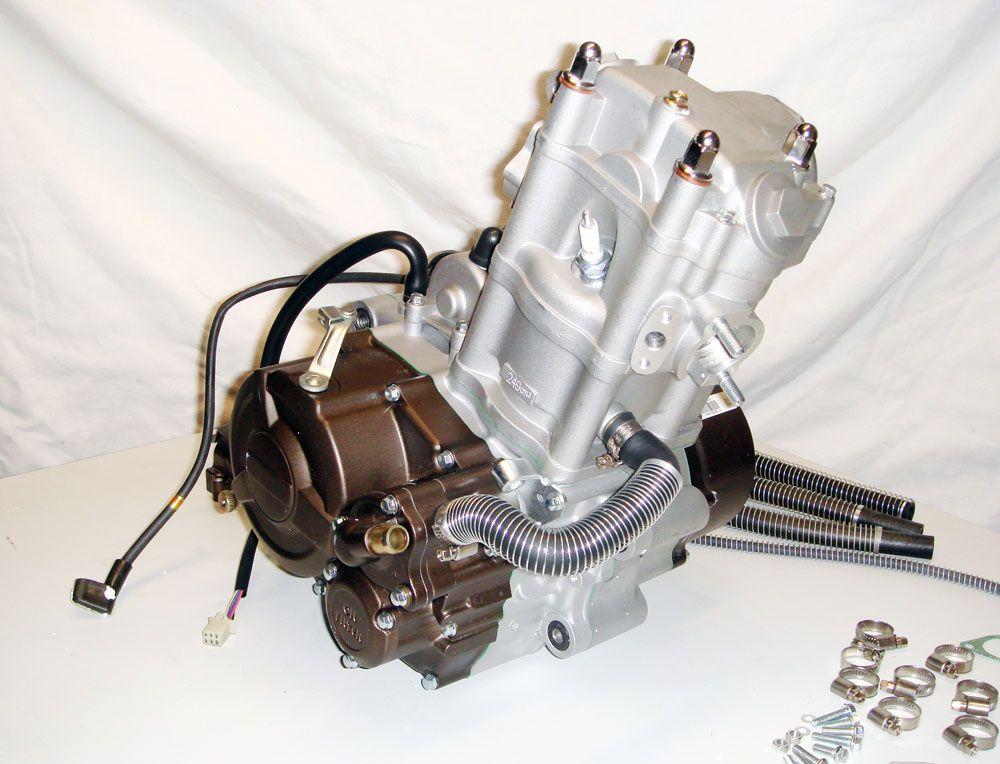 Loncin 250cc Motor Engine Wasserkühlung f Dirt Bike,ATV | Coisas ...
