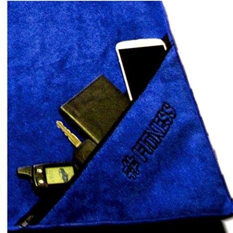 Fitness Microfiber Compact Yoga Towel / Gym Towel / Travel T...