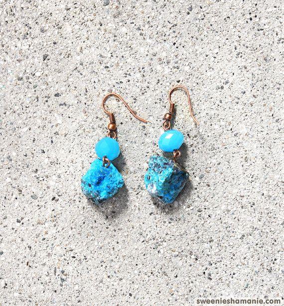 Atlantis Bahamas Earrings by SweenieShamanie on Etsy, $20.00