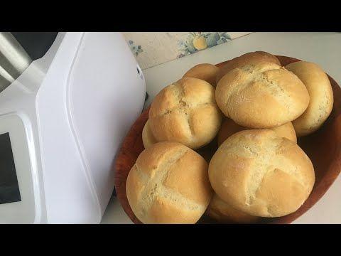 Petit pain marocain au monsieur cuisine connect خبز مغربي رائع