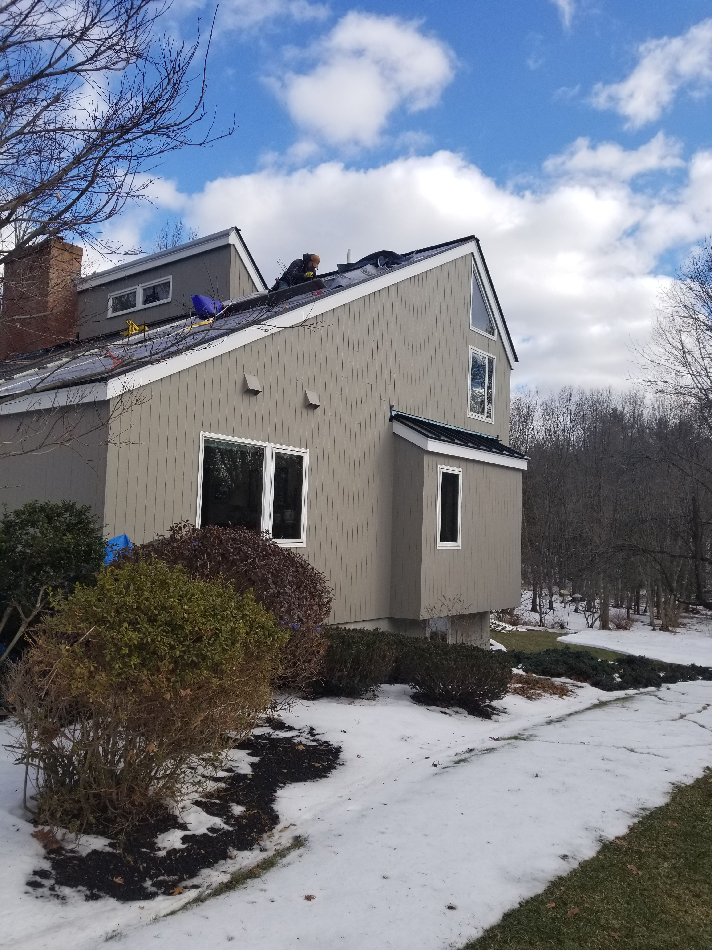Classic Metal Roofs Llc Metal Roof Metal Roofing Systems Skylight