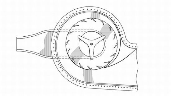 bladeless turbine