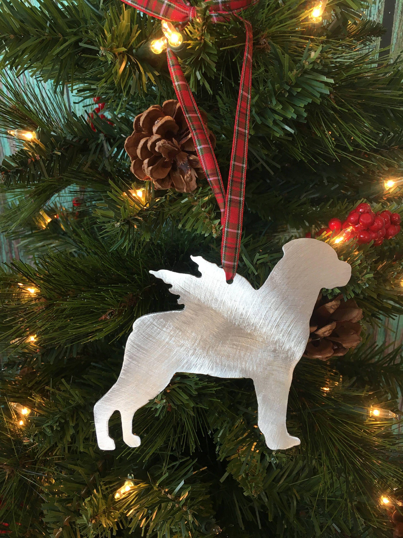 Dog Christmas Tree DecorationWESTIE BaubleGreat Xmas Gift for Dog Lover