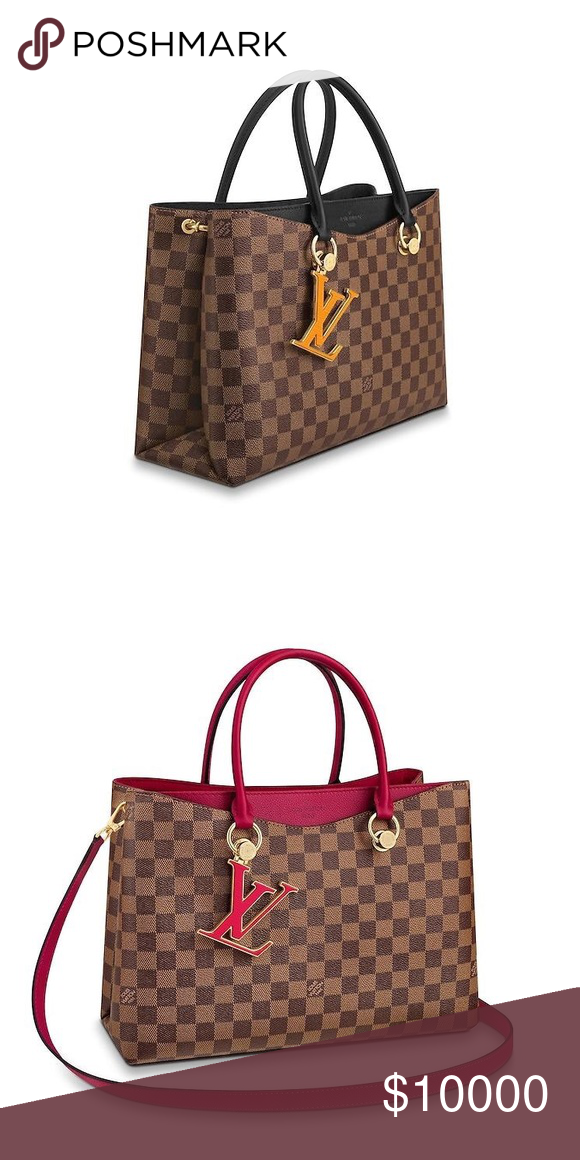 2991d059c712 Louis Vuitton riverside just sharing Who got already this beauty